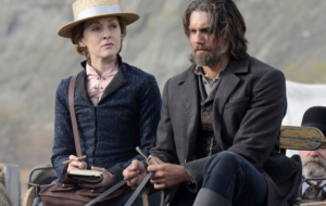 Hell On Wheels TV Series 4K