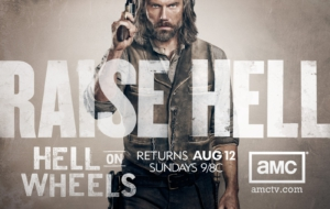 Hell On Wheels TV Series HD Background