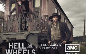 Hell On Wheels TV Series HD Desktop