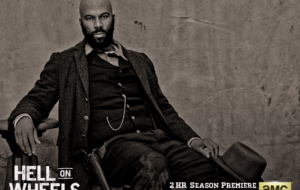 Hell On Wheels TV Series HD Wallpaper