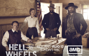 Hell On Wheels TV Series High Quality Wallpapers