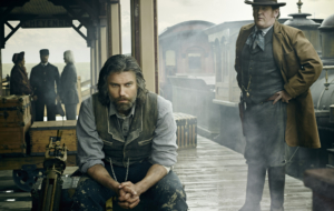 Hell On Wheels TV Series Images