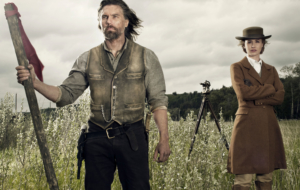 Hell On Wheels TV Series Pictures