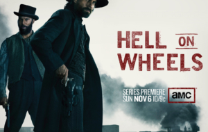 Hell On Wheels TV Series Widescreen
