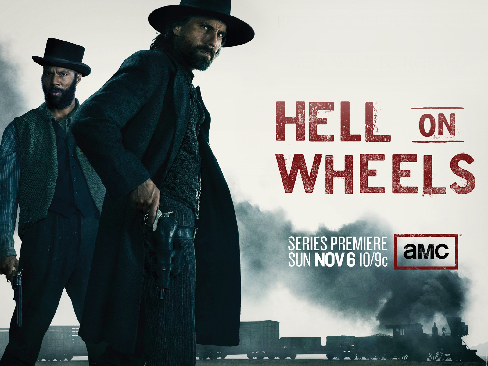 Hell On Wheels TV Series