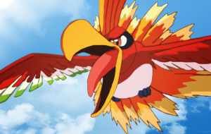 Ho Oh Background