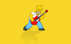 Homer Simpson High Definition Wallpapers