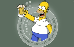 Homer Simpson High Quality Wallpapers