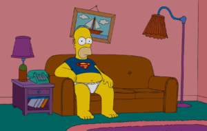 Homer Simpson Full HD