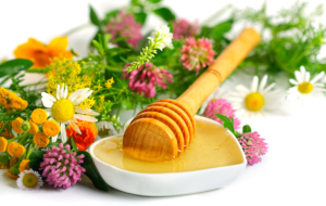 Flowers And Honey
