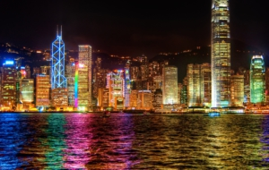Hong Kong HD Background