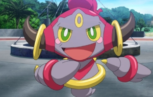 Hoopa Background