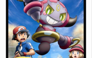 Pokemon Hoopa And The Clash Of Ages Wallpaper