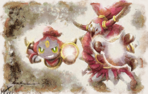 Hoopa Images