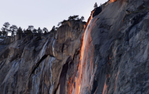 Horsetail Falls HD