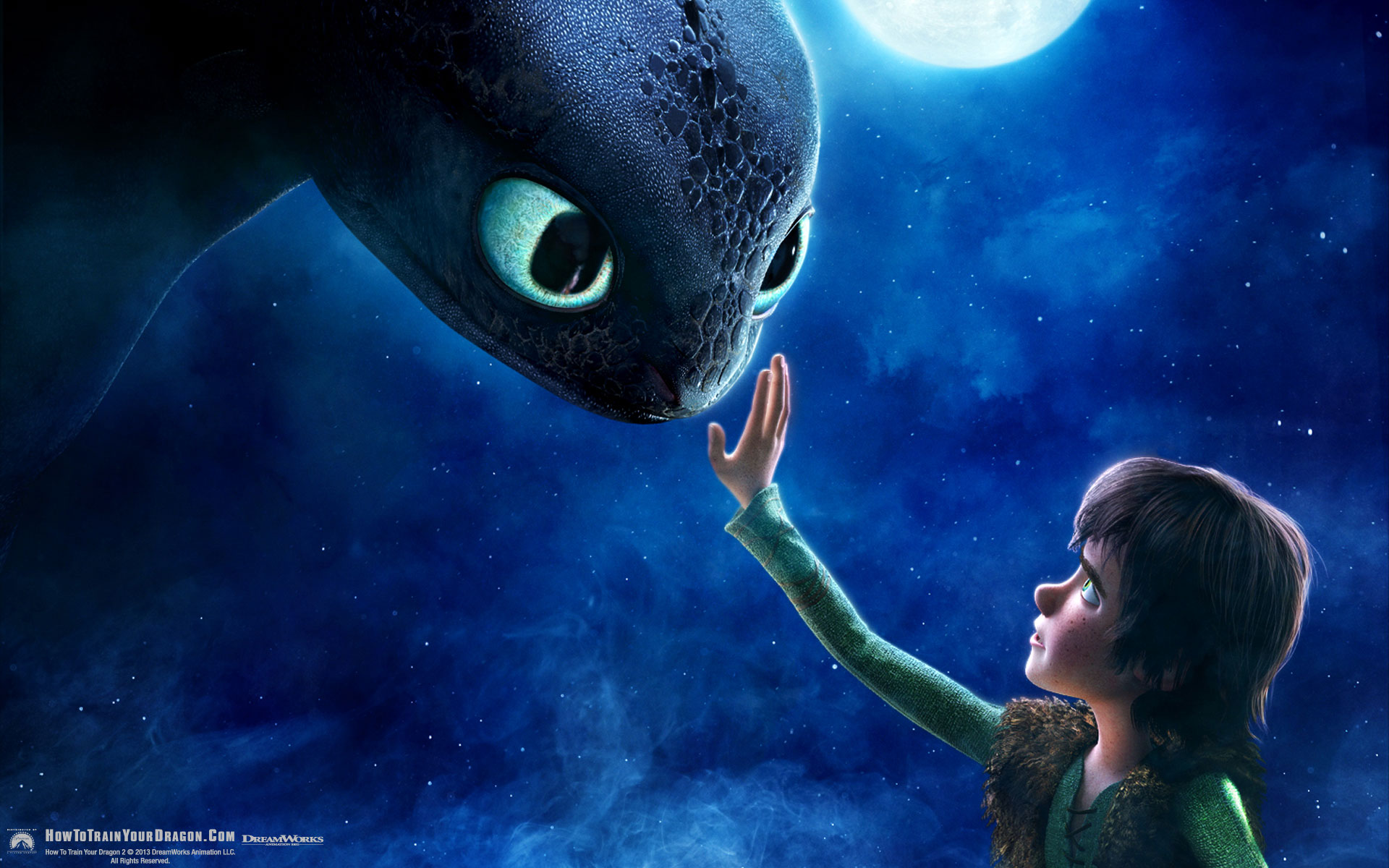 How To Train Your Dragon HD Wallpapers