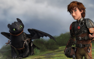How To Train A Dragon 2 HD Desktop