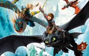How To Train A Dragon 2 HD Wallpaper