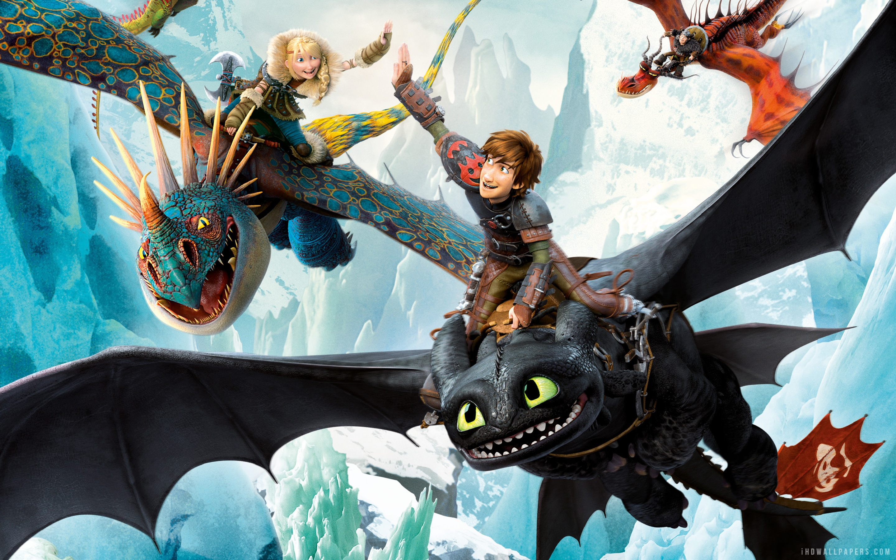 How to Train a Dragon 2 HD Wallpapers