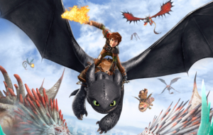 How To Train A Dragon 2 Photos