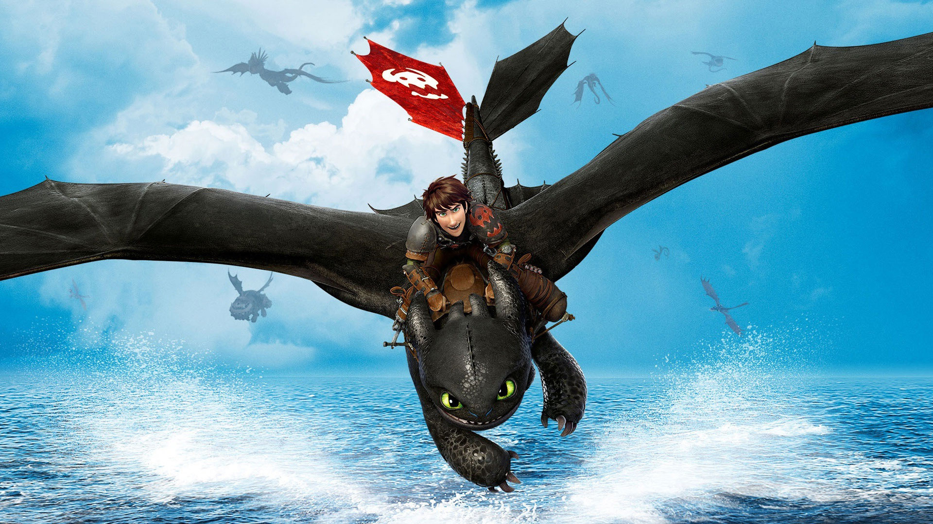 How to Train a Dragon 2