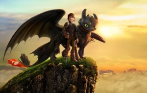 How To Train A Dragon 2 Widescreen
