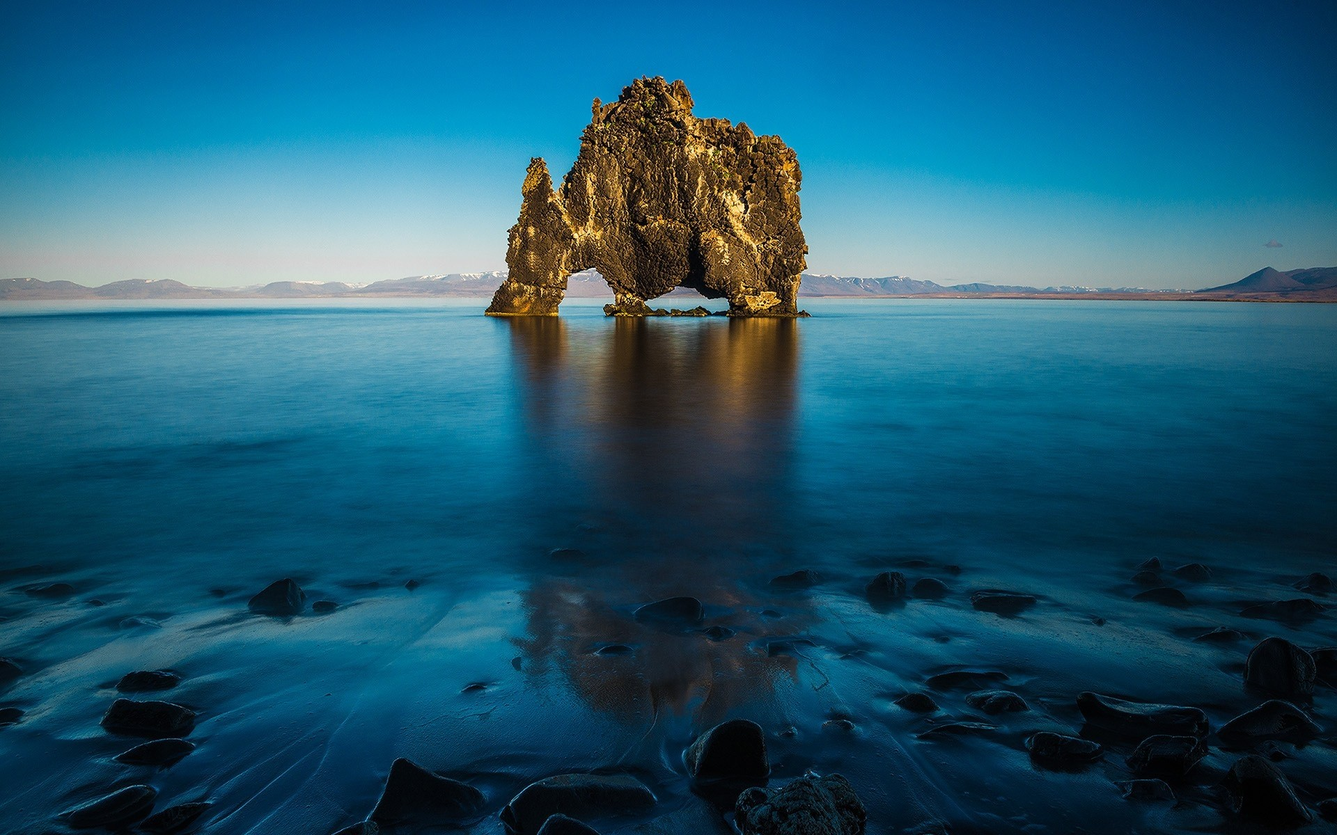 Hvitserkur HD Wallpapers