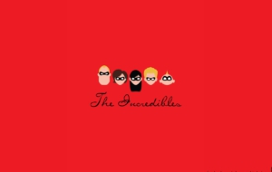 Incredibles HD Wallpaper