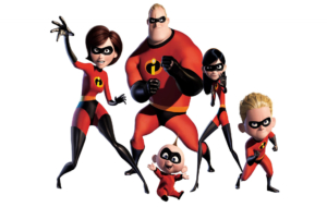 Incredibles Pictures