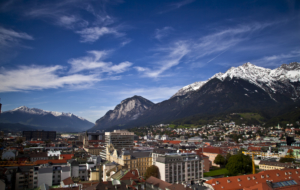 Innsbruck Background