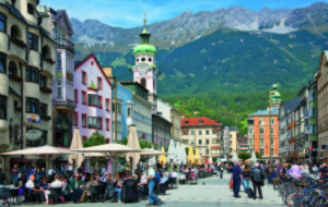 Innsbruck HD Wallpaper