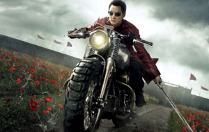 Into The Badlands Background