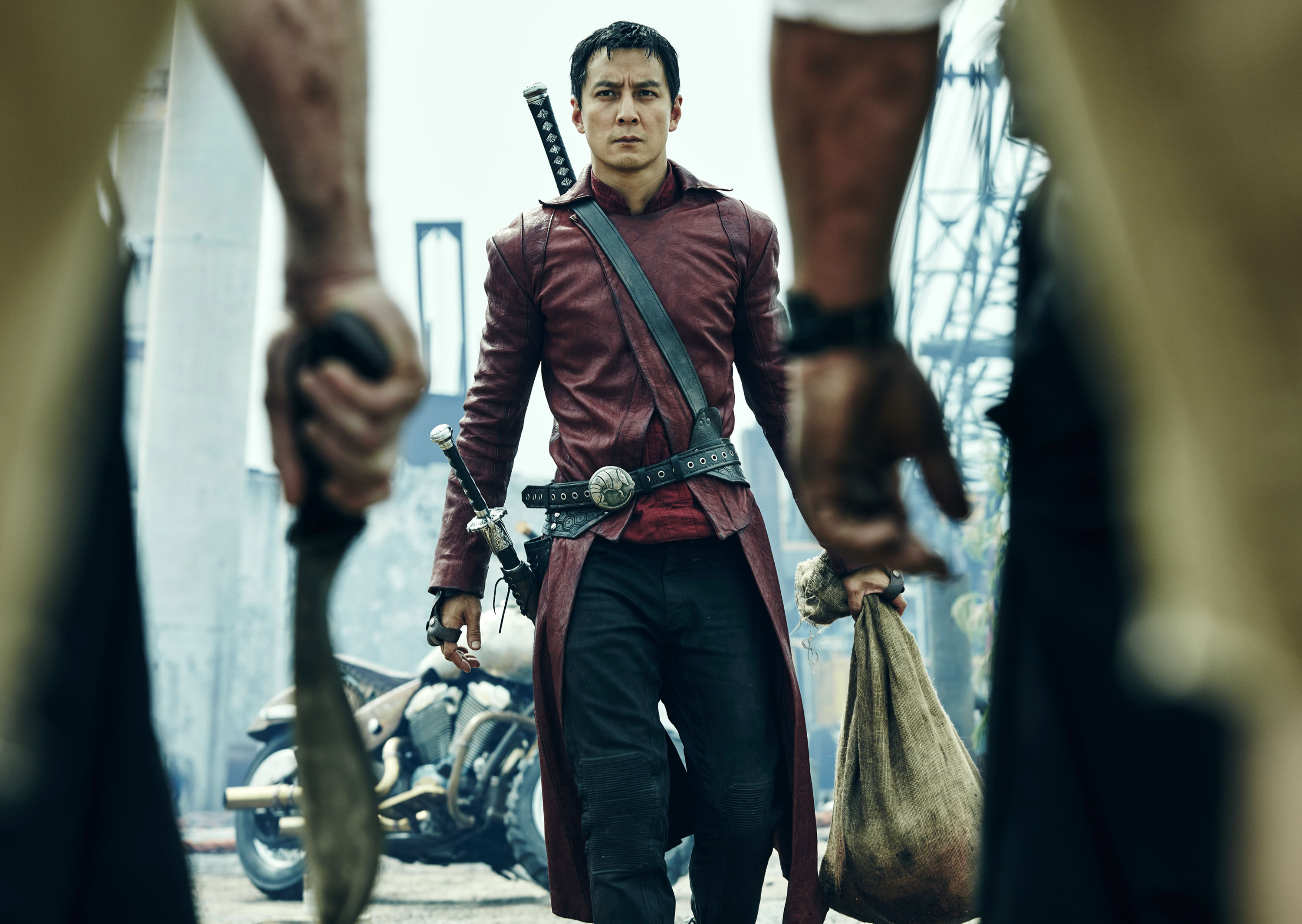 Into the Badlands TV show on AMC: ratings (canceled or