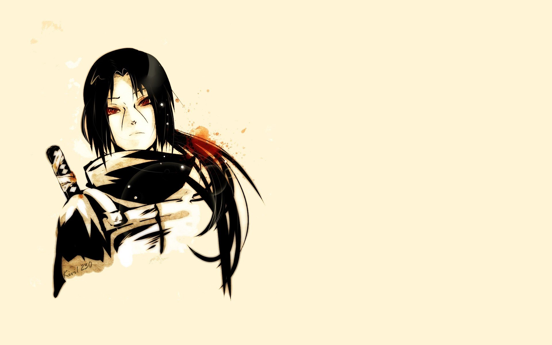 Itachi Uchiha HD Wallpapers
