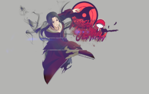 Itachi Uchiha HD Background