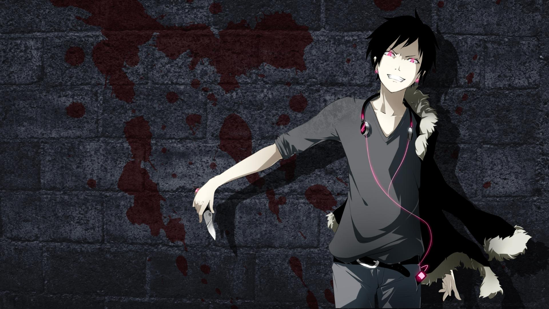 izaya orihara hd wallpapers