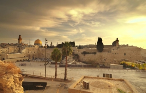 Jerusalem Background