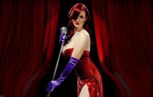 Jessica Rabbit Background