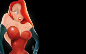 Jessica Rabbit High Definition Wallpapers