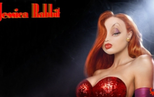 Jessica Rabbit Widescreen