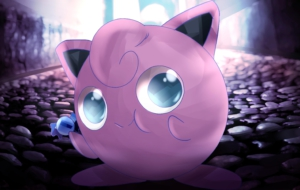 Jigglypuff High Definition Wallpapers