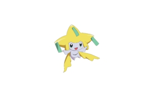 Jirachi HD Background