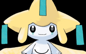 Jirachi HD Wallpaper