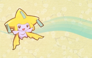 Jirachi High Definition