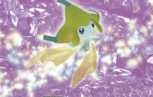 Jirachi High Definition Wallpapers