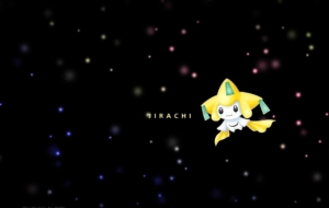 Jirachi High Quality Wallpapers