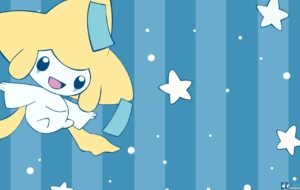 Jirachi Wallpapers