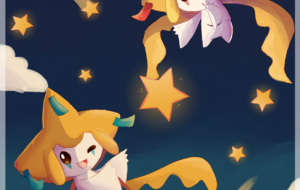 Jirachi Full HD
