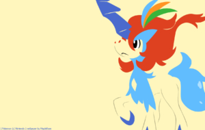 Keldeo Wallpaper