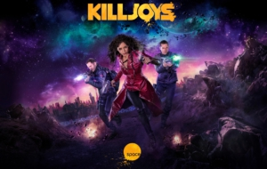 Killjoys HD Background